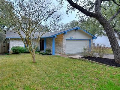 Travis County, Williamson County Single Family Home Pending - Taking Backups: 7307 Fireoak Dr