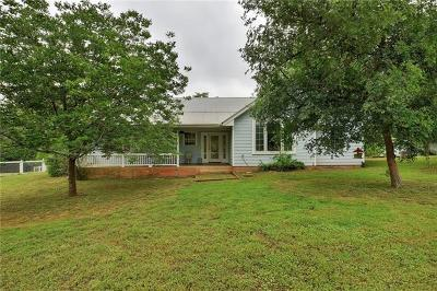 Cedar Creek Single Family Home For Sale: 5188 Fm 535