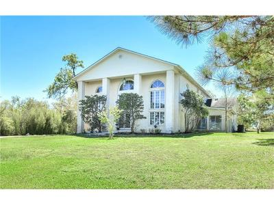 Cedar Creek Single Family Home For Sale: 583 Union Chapel Rd