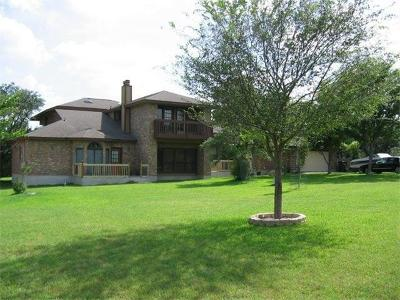 Austin Single Family Home For Sale: 7207 Oak Shores Dr