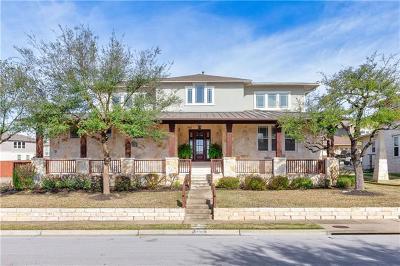 Cedar Park Single Family Home Pending - Taking Backups: 3307 Sky Ridge Ln