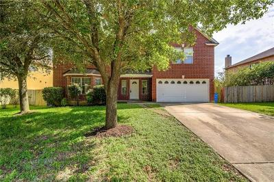 Pflugerville Single Family Home For Sale: 1209 Mason Bend Dr