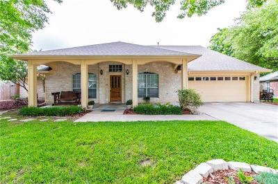Pflugerville Single Family Home For Sale: 610 Maplewood Cir