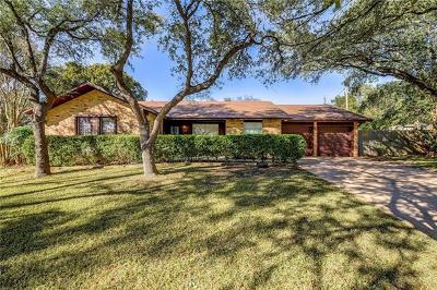Austin Single Family Home For Sale: 7108 Stone Ledge Cir
