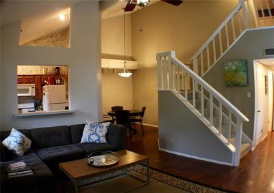 Travis County Condo/Townhouse For Sale: 4404 Travis Country Cir #I1