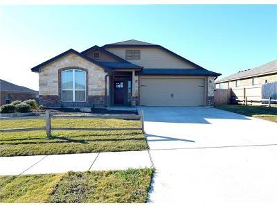 Killeen Single Family Home For Sale: 3208 Alamocitos Creek Dr