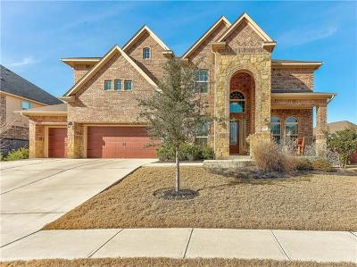 Leander Single Family Home For Sale: 2305 Champions Corner Dr