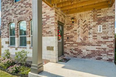 San Marcos Single Family Home For Sale: 140 Flatland Trl