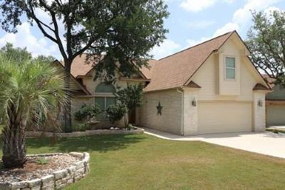Wimberley Single Family Home For Sale: 2 Twilight Ter