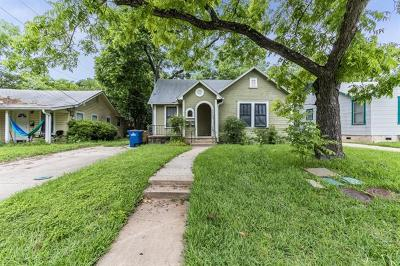 Austin Multi Family Home For Sale: 3700 Harmon Ave