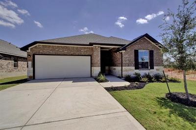 Round Rock Single Family Home For Sale: 6876 Catania Loop