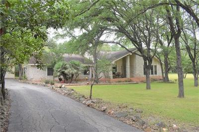 Georgetown Single Family Home For Sale: 209 Sinuso Dr