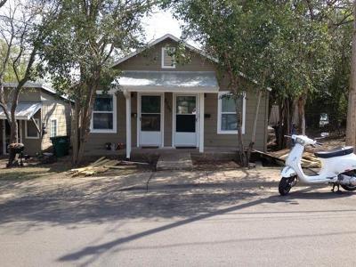 Austin Rental For Rent: 2705 16th St #B
