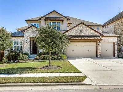 Cedar Park Single Family Home For Sale: 409 Spanish Mustang Dr