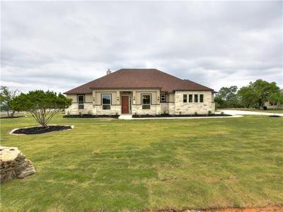 Spring Branch Single Family Home For Sale: 386 Lantana Crossing