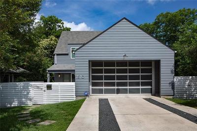 Austin Single Family Home Pending - Taking Backups: 1510 Newton St