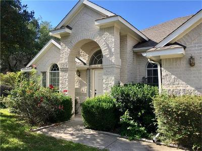 Cedar Park Single Family Home For Sale: 1019 Cashew Ln