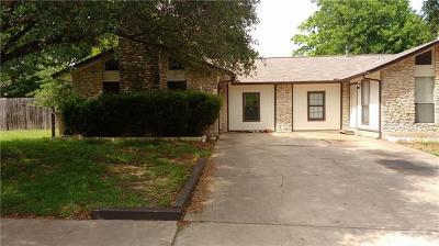 Travis County Multi Family Home For Sale: 2100 Lamplight Village Cir