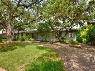 Austin Single Family Home For Sale: 5101 Ridge Oak Dr