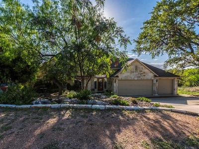 Spicewood Single Family Home For Sale: 533 Wesley Ridge Dr