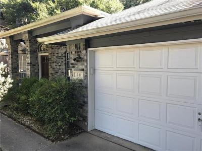 Austin Rental For Rent: 13311 Ivywood Cv