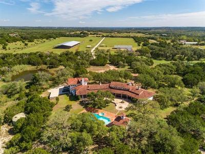 Dripping Springs Farm For Sale: 2701 McGregor Ln