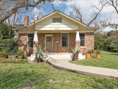 Single Family Home For Sale: 1600 Palma Plz