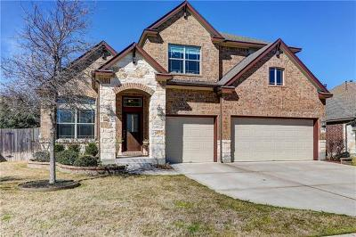 Cedar Park Single Family Home Pending - Taking Backups: 1803 Zach Russell Dr