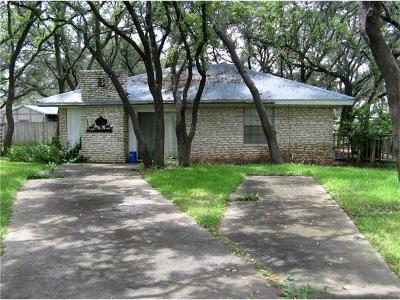 Spicewood Single Family Home For Sale: 24807 Whitney Dr