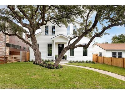 Austin TX Single Family Home For Sale: $1,325,000