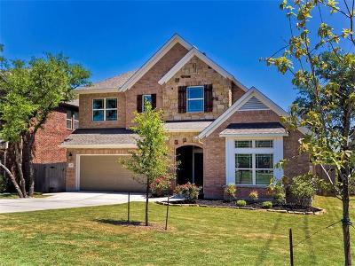 Cedar Park Single Family Home Pending - Taking Backups: 2410 Emily Cv
