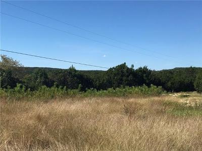Leander Residential Lots & Land For Sale: 14200 Gillum Creek Dr