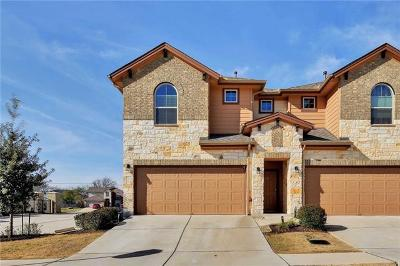 Round Rock Condo/Townhouse Pending - Taking Backups: 1001 Zodiac Ln #35