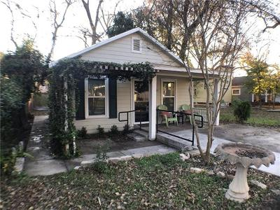 Austin Single Family Home For Sale: 2215 Garden St