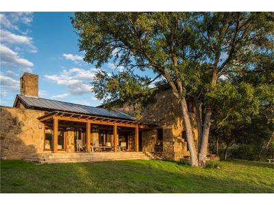 Wimberley Farm For Sale: 1225 Red Hawk Rd