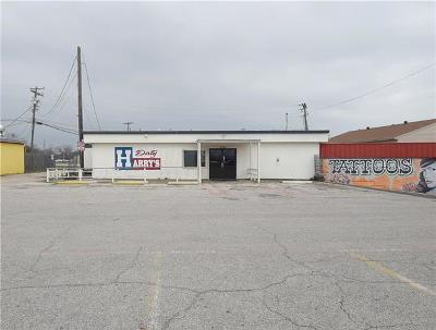 Harker Heights Commercial For Sale: 206 W Veterans Memorial Blvd