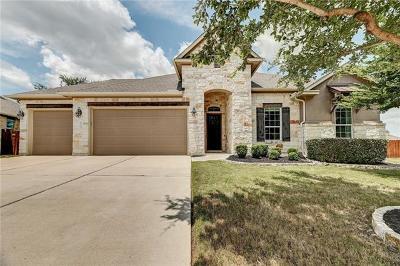 Austin Single Family Home For Sale: 173 Dry Run Cir