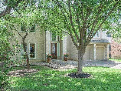 Austin Single Family Home Pending - Taking Backups: 10304 Kariba Cv