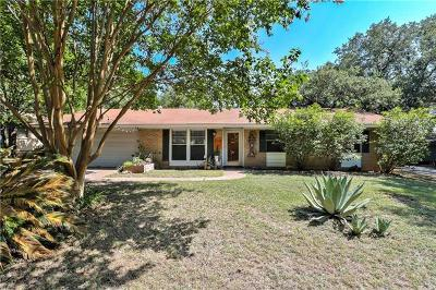 Austin Single Family Home For Sale: 1108 Hollybluff St