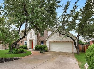 Austin Single Family Home For Sale: 10016 Barbrook Dr