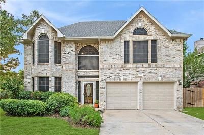 Georgetown Single Family Home For Sale: 712 Churchill Farms Dr