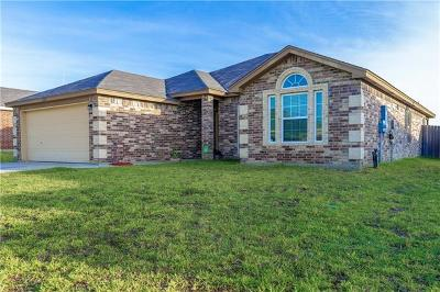 Killeen Single Family Home For Sale: 3207 Briscoe Dr