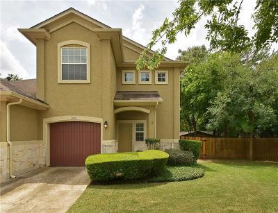 Austin Condo/Townhouse For Sale: 1800 Jentsch Ct #B