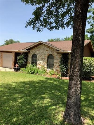 Cedar Park Single Family Home Coming Soon: 114 S Mount Rushmore Dr