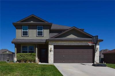 Killeen Single Family Home For Sale: 6006 Bedrock Dr