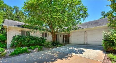 Austin Single Family Home For Sale: 2501 Briargrove Dr