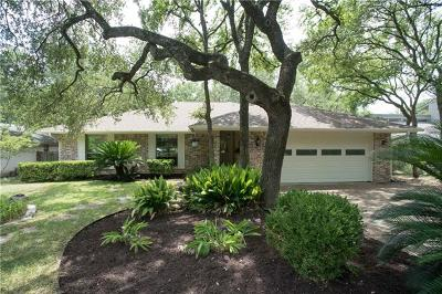 Austin Single Family Home For Sale: 4001 Amy Cir