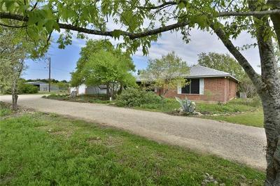 Driftwood Single Family Home Pending - Taking Backups: 9800 Fm 150