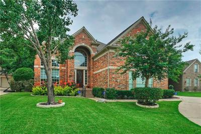 Round Rock Single Family Home For Sale: 906 Golden Bear Cv