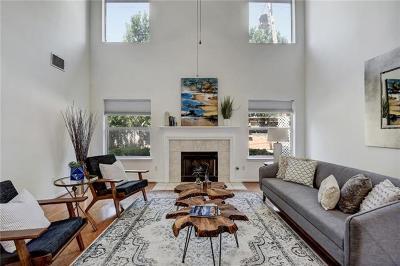 Round Rock Single Family Home Pending - Taking Backups: 1540 N Lorson Loop